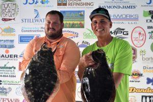 Flounder Pounder fishing tournament Jacksonville