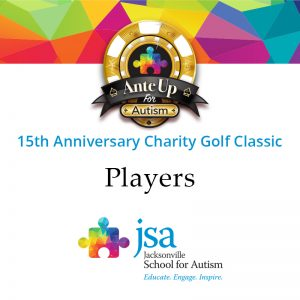 Charity Golf Classic - Foursme Registration - Players